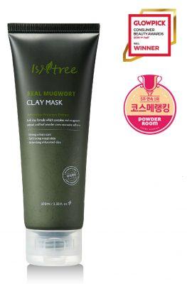 Real Mugwort Clay Mask
